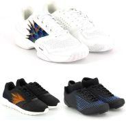 Les sneakers à plumes du Coq Sportif, ou quand les chaussures se font pur luxe