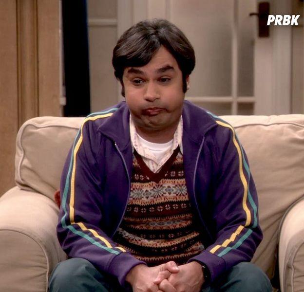 The Big Bang Theory saison 12 :Kunal Nayyar (Raj) attristé par la fin, il dévoile une anecdote