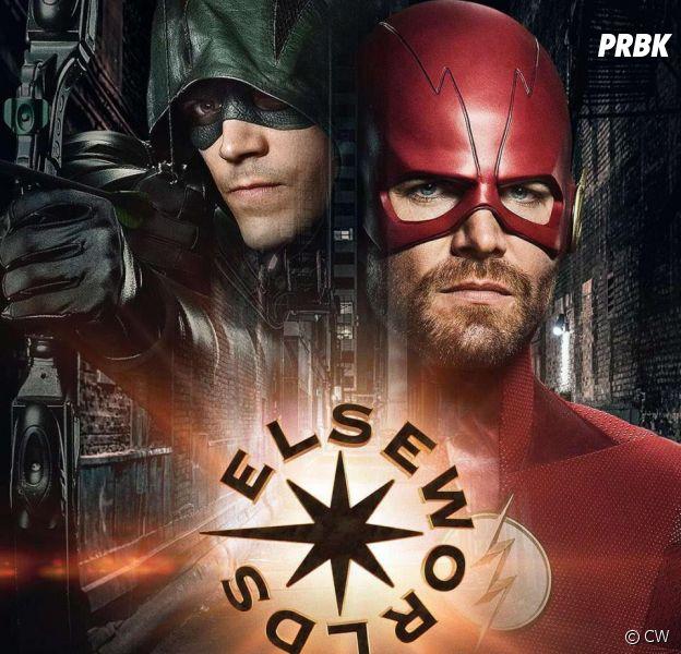 The Flash, Arrow et Supergirl : Lois Lane (Elizabeth Tulloch) dans une photo du crossover