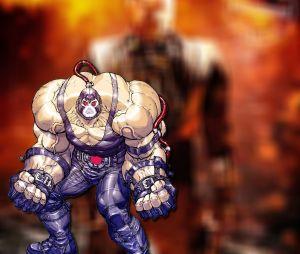 Gotham saison 5 : Bane dévoile son costume ridicule façon Dark Vador