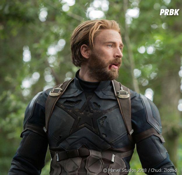 Captain America : Chris Evans remplacé par une femme après Avengers 4 ?