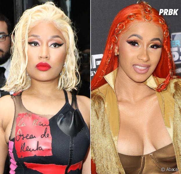 Nicki Minaj VS Cardi B : la guerre continue (encore) sur les réseaux sociaux
