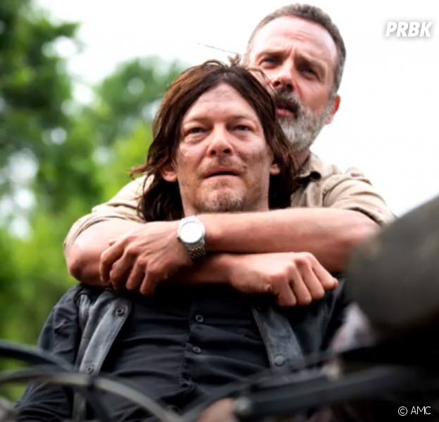 The Walking Dead saison 9 : les stars font leurs adieux à Andrew Lincoln