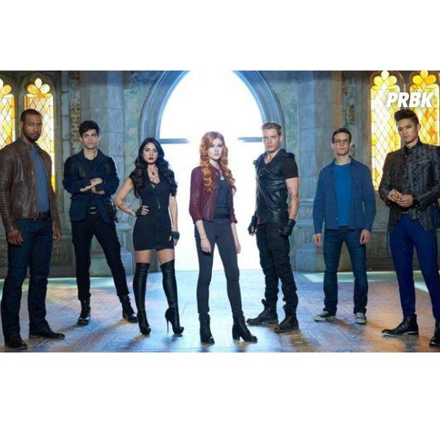 Shadowhunters saison 3 : la série bientôt de retour !