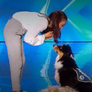 La France a un incroyable talent : une ado épileptique et sa chienne Joy bouleversent le jury