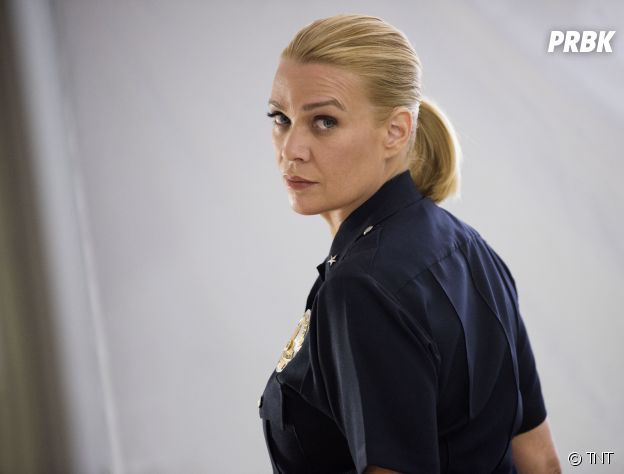 Laurie Holden dans Major Crimes