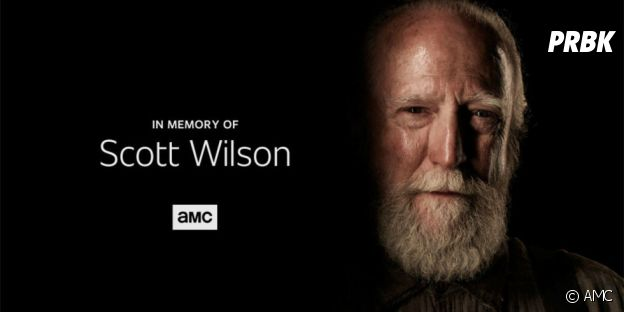 L'hommage de The Walking Dead à Scott Wilson