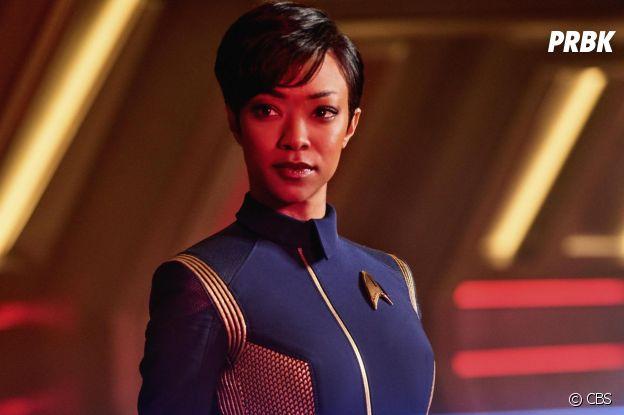 Sonequa Martin-Green dans Star Trek : Discovery