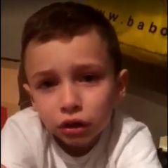 Harcèlement scolaire : le témoignage déchirant d'un petit garçon de 7 ans émeut les réseaux sociaux