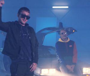 """Clip """"DeLorean"""" : Rim'K et Vald réunis pour un voyage à la Retour vers le futur"""