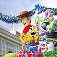 Disneyland Paris : Toy Story s'invite à la parade de Noël