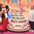 Mickey Mouse fête ses 90 ans avec un gâteau signé Pierre Hermé