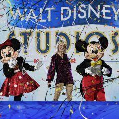 Disneyland Paris : saison de Noël, stars et gâteau géant pour les 90 ans de Mickey