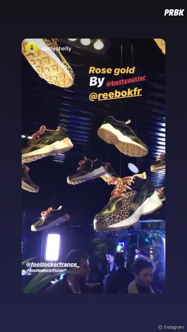 Reebok x Betty Autier : leur nouvelle sneaker wild exclusivement en vente chez Foot Locker.