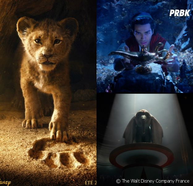 Le Roi Lion, Aladdin, Dumbo... tous les films Disney qui vont faire leur retour au cinéma