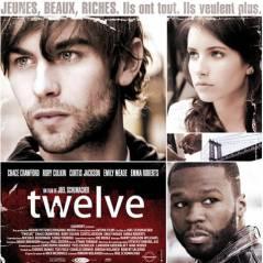 Twelve avec Chace Crawford et 50 Cent ... la sortie c'est aujourd'hui ... 8 septembre 2010