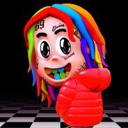 """Dummy Boy"" : 6ix9ine en prison, son album leake sur Internet 💿"