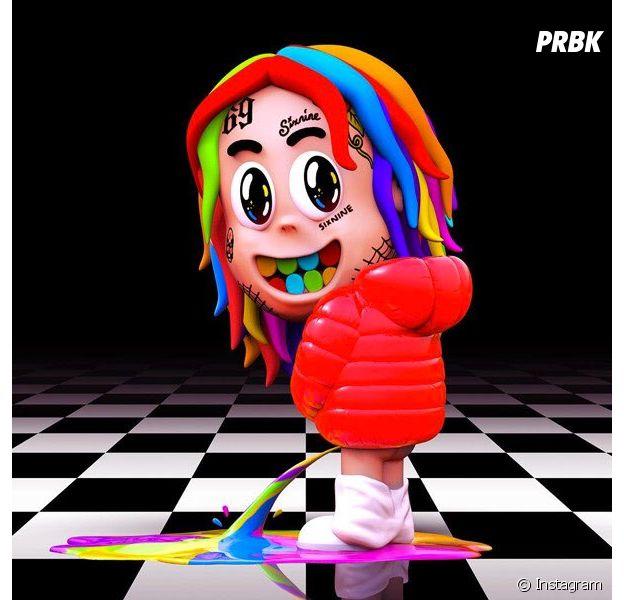 """Dummy Boy"" : 6ix9ine en prison, son album leake sur la Toile"