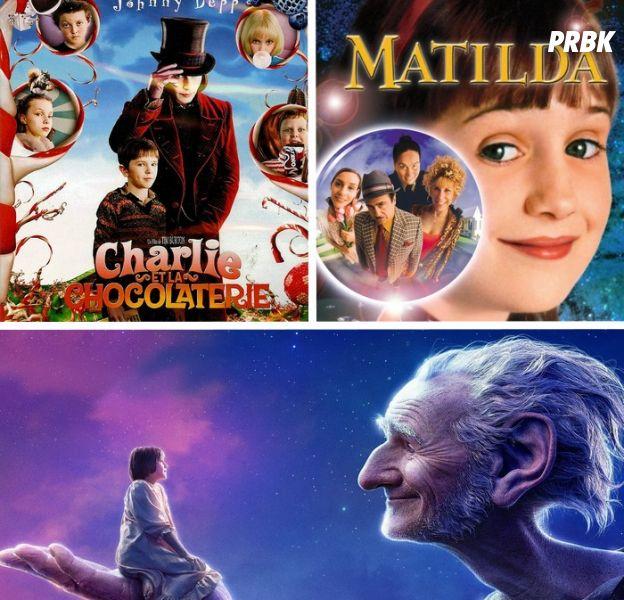 Des Prépare La Charlie D Matilda Netflix Séries Chocolaterie Et YHaanqU