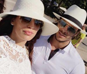 Julie Ricci en couple avec Pierre-Jean Cabrieres