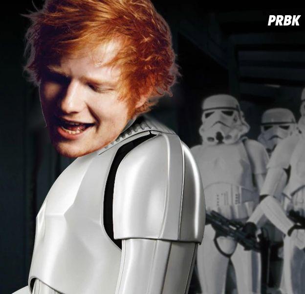 Star Wars 9 : après Game of Thrones, un nouveau rôle pour Ed Sheeran ?