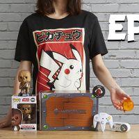 Star Wars, Dragon Ball Z, Pokémon... unboxing de la Wootbox Epic