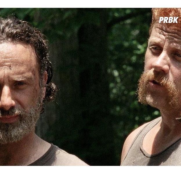 The Walking Dead saison 9 : Michael Cudlitz défonce Rick et les scénarios de la série