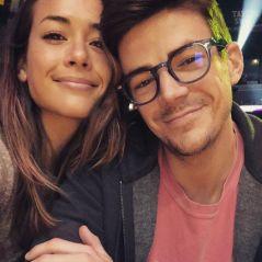 Grant Gustin (The Flash) marié à sa petite amie Andrea (LA) Thoma !