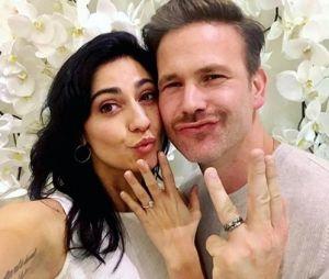 Matthew Davis (The Legacies) marié à Kiley Casciano... 3 heures après sa demande en fiançailles