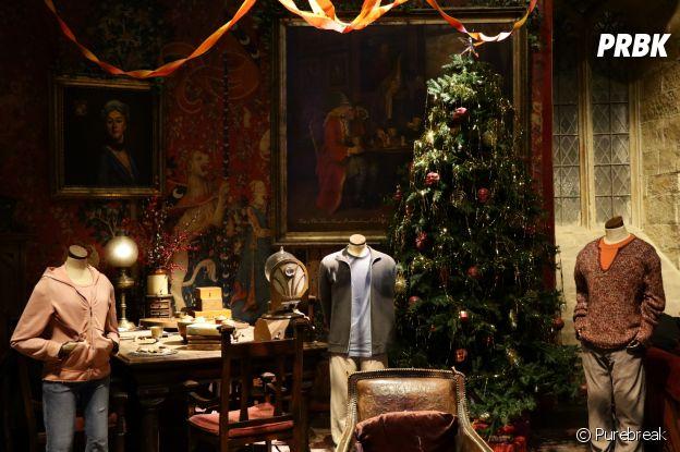 Harry Potter : 4 raisons de visiter Poudlard sous la neige dans les studios à Londres