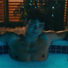 A tous les garçons que j'ai aimés : la scène du jacuzzi avec Noah Centineo en boucle... pendant 5h !