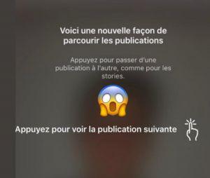 Instagram : une mise à jour test fait paniquer la communauté