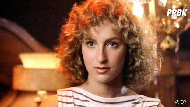 Jennifer Grey dans Dirty Dancing en 1987