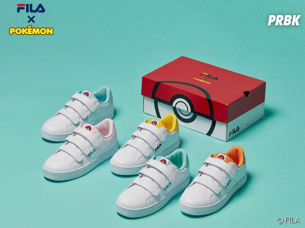 FILA x Pokémon