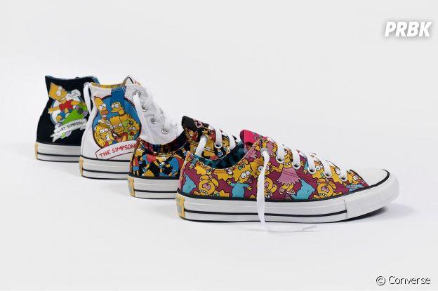 Converse x Simpson