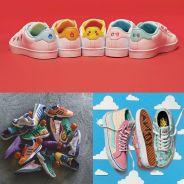 FILA, adidas, Vans... Les meilleures collabs de sneakers inspirées des dessins animés