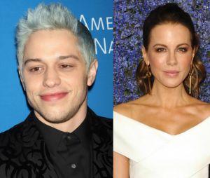 Pete Davidson (l'ex fiancé d'Ariana Grande) et l'actrice Kate Beckinsale auraient flirté ensemble à une after party des Golden Globes 2019.