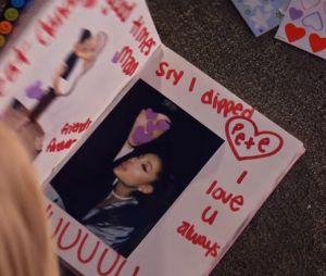 """Ariana Grande avait assuré que le pénis de son ex Pete Davidson est """"énorme"""" dans son clip """"Thank U, Next""""."""