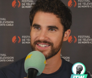 Darren Criss en interview pour PRBK