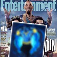 Aladdin : une première image du Génie bleu de Will Smith aurait fuité