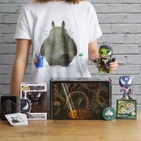 Rick & Morty, Harry Potter, Venom... unboxing de la Wootbox Créatures
