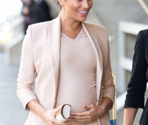 Meghan Markle enceinte : les dernières tendances pour le prénom de son bébé