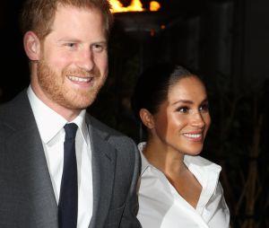 Meghan Markle et le Prince Harry vont accueillir leur premier enfant