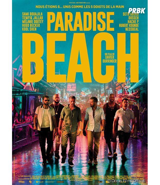 Paradise Beach, l'affiche.