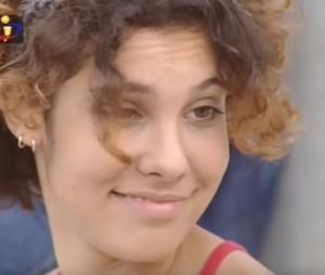 Daniela Ruah dans Jardins Proibidos en 2000