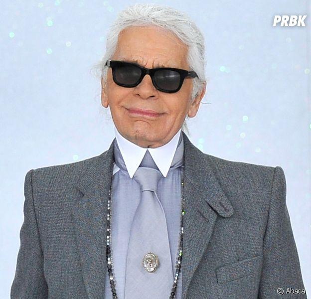Karl Lagerfeld : son ultime collection pour Chanel dévoilée lors d'un défilé magique
