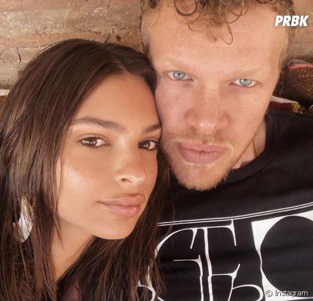 Emily Ratajkowski et son mari Sebastian Bear-McClard ne payeraient pas leur loyer depuis presque 2 ans.