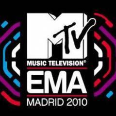 MTV Europe Music Awards 2010 ... la liste complète des nominés