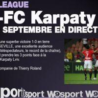 PSG – FC Karpaty Lviv ... en direct sur W9 le jeudi 30 septembre 2010