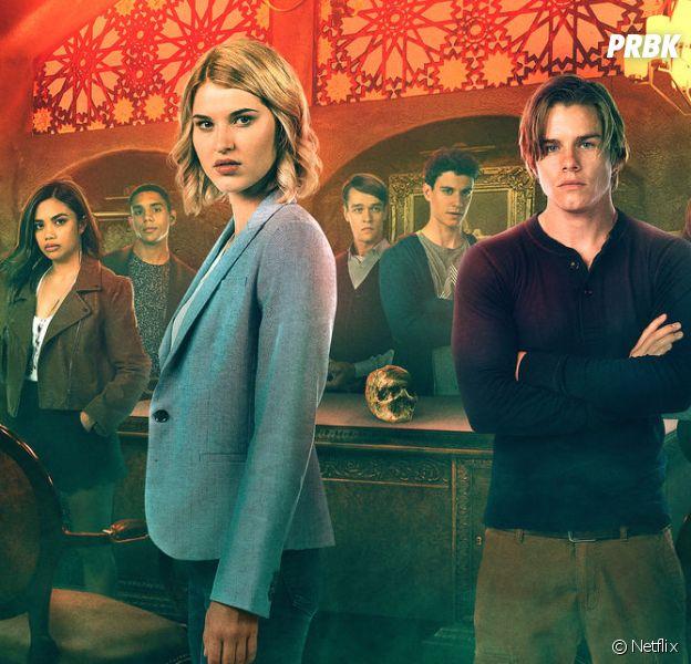 Jake Manley, Sarah Grey, Adam Di Marco... quel âge ont les acteurs de The Order ?